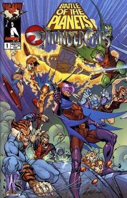 Battle of the Plenets and thundercats 1a