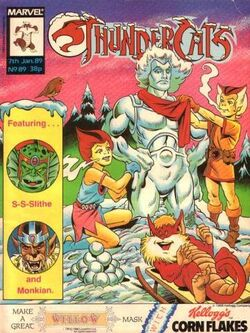 ThunderCats (UK) - 089