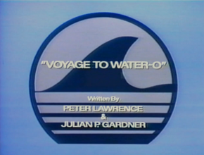 Voyage To Water-O - Title Card