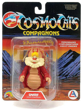 Cosmocats Snarf MOC