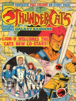 ThunderCats (UK) - 079
