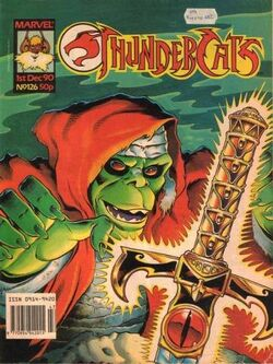 ThunderCats (UK) - 126