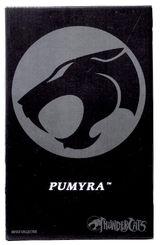 Mattel Pumyra Black Box
