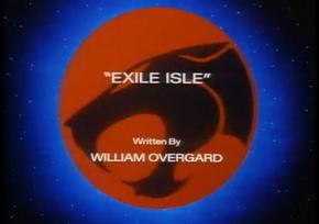 Exile Isle - Title Card