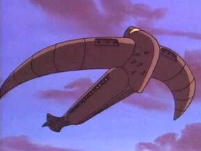 Demolisher's Spaceship
