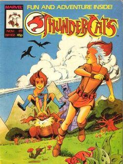 ThunderCats (UK) - 102