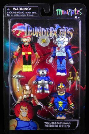 TC Ho Minimates Box