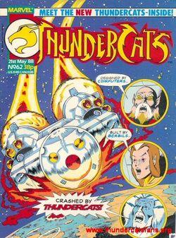 ThunderCats (UK) - 062