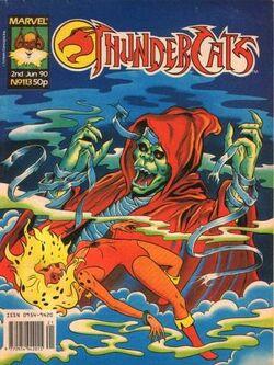 ThunderCats (UK) - 113