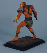 Icon Heroes Jackalman Staction Figure - 006