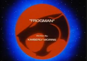 Frogman - Title Card