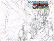 He-Man - ThunderCats - Unpublished Cover 1 - Lion-O