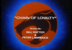 Chain of Loyalty - Title Card