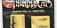 Kidworks Weapon Pack for Miniatures
