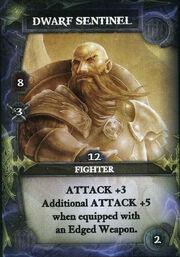 Dwarf Sentinel