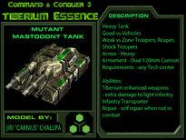 Frogotten Mammoth Tank