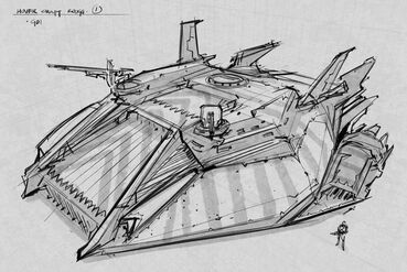 CNCTW Hovercraft Concept Art 1