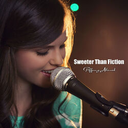Sweeter than fiction, cover