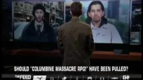 Super Columbine Massacre RPG! on Attack of the Show