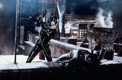 CatwomanFightingBatman