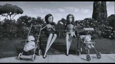 Frankenweenie Tale - Victor and Sparky