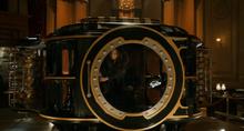 HG Wells' time machine