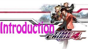 Time Crisis 4 Introduction (PS3 version)