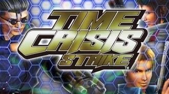 Time Crisis Strike