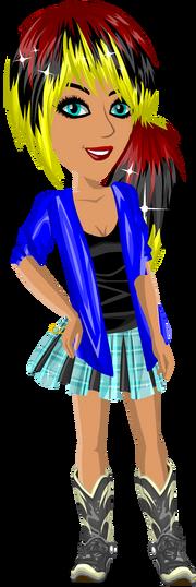 MSP yugiohs daughter