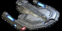 Star Trek Online Federation Escorts