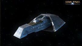 Vulcan T`Pau transport