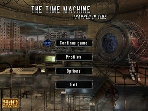 The-Time-Machine-Trapped-in-Time