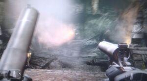 Flare Gun x2