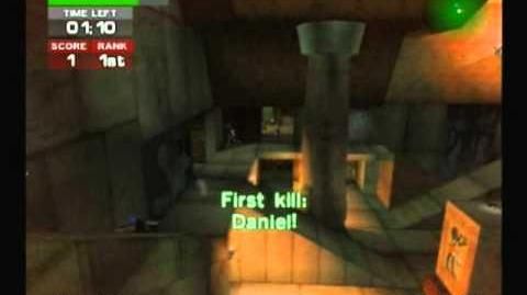 Timesplitters 1 showcase Section 5 Challenges