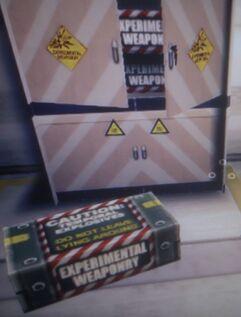 Time Disruptor Grenades