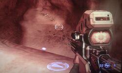 Sci-Fi Sniper TS3