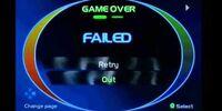 Mission Failure