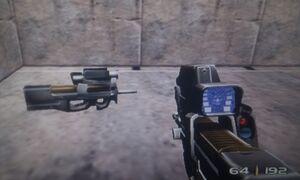 SBP90 Machinegun