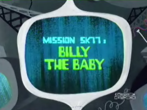 Billy the Baby Titlecard
