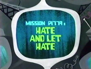 Hate and Let Hate Titlecard