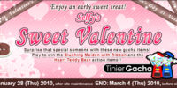 Selfy's Sweet Valentine Gacha