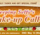 Sleeping Selfy's Wake Up Call Event