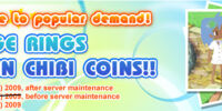 Exchange Rings Event