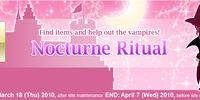 Nocturne Ritual Event
