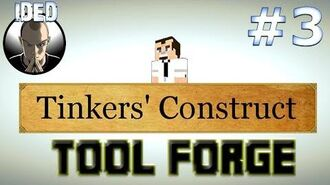Minecraft Tutorials - Tinkers Construct - Tool Forge and much more-0