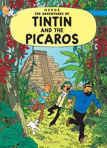 Tintin and the Picaros Egmont
