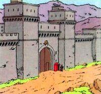 Fortress of Bakhine