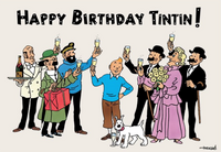 Happy Birthday Tintin