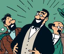 Tarragon-in-comic