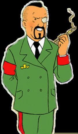 Colonel sponsz